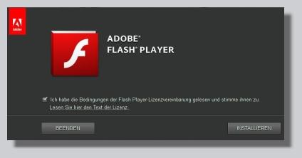 es wird benotigt um internetseiten mit flash inhalten wie z b spezielle animationen videos oder spiele wiedergeben zu