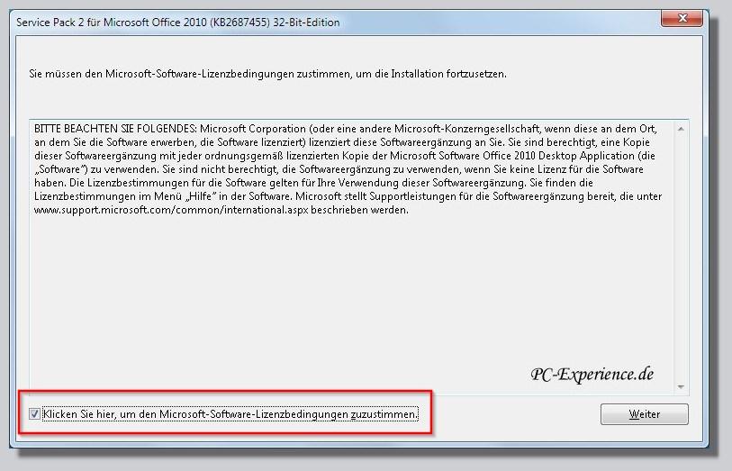 PC-Experience Slipstreaming und Spezial-CDs/DVDs für MS