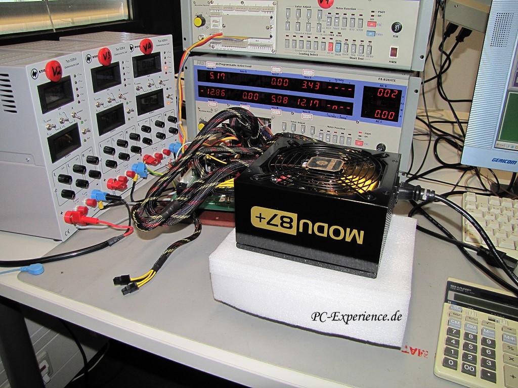 PC-Experience Reviews: | Enermax Modu87+ 700 Watt Netzteil