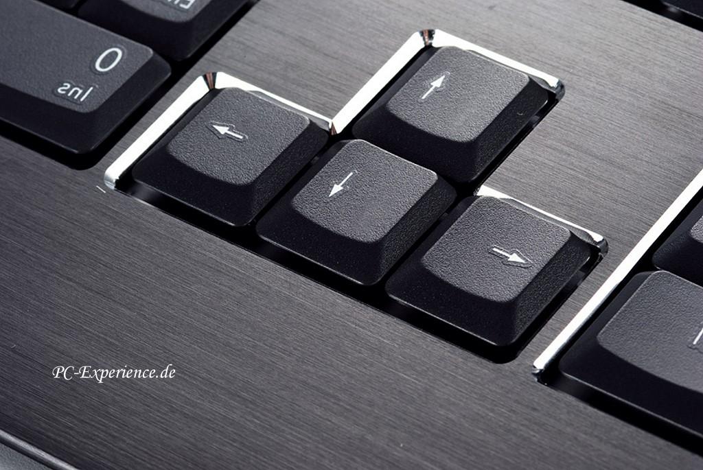 extrem flache tastatur