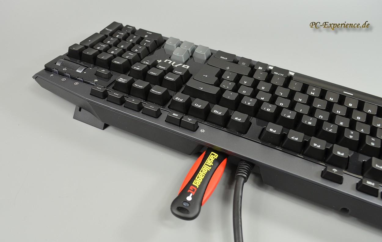 microsoft wired keyboard 600 tastatur kabelgebunden. Black Bedroom Furniture Sets. Home Design Ideas