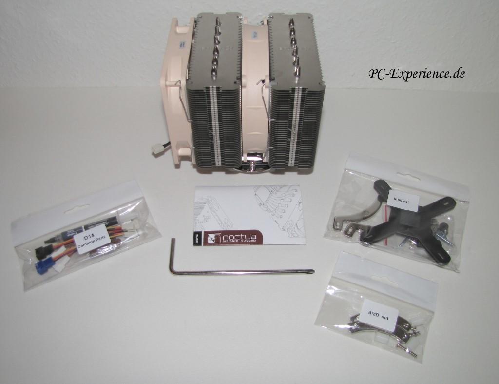 PC-Experience | Druckvorschau: Noctua NH-D14 CPU-Kühler | Seite 1