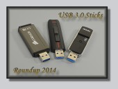 USB 3.0 Stick Roundup 2014