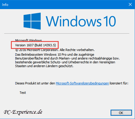 Windows 10: das Anniversary Update im Detail 1