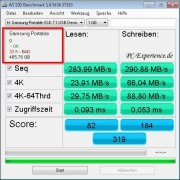 Mobile Backup-USB-Laufwerke 2016
