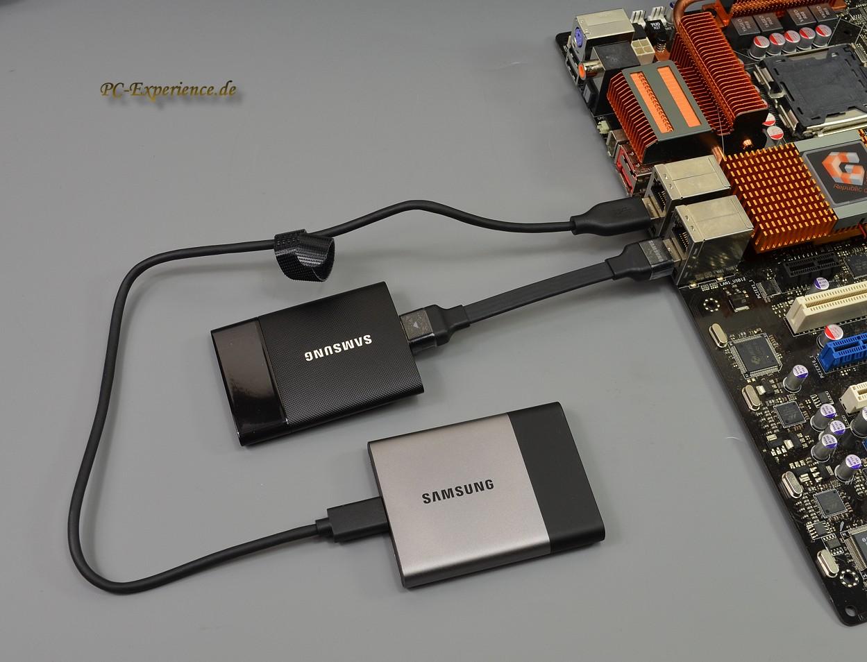 PC-Experience - das IT-Portal - - Mobile Backup-USB-Laufwerke 2016